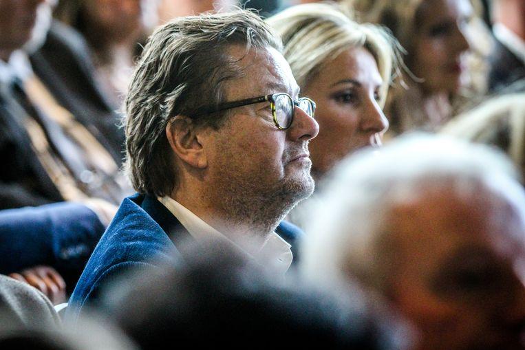 Marc Coucke was één van de aanwezigen