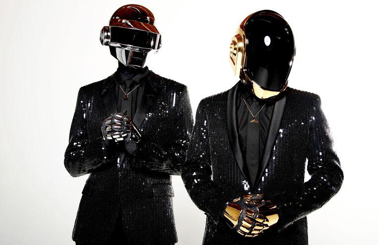 Daft Punk. Beeld Matt Sayles/Invision/AP