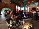 Officiële opening van 'The Ride to Happiness by Tomorrowland'