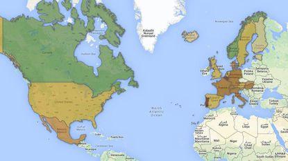 Geen enkel land ter wereld zo gul voor bedrijfswagens als België