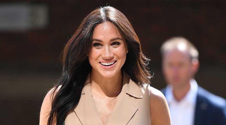 Meghan trekt haar eigen plan: een royal maar dan in 'nieuwe stijl'
