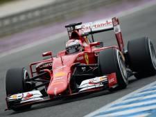 Disqualifié des qualifications, Räikkönen partira des stands