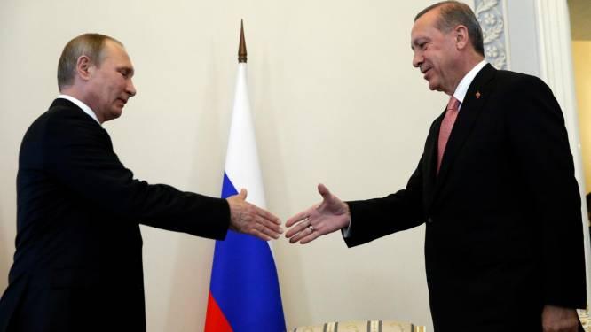 """La Russie et la Turquie """"ont besoin l'un de l'autre"""""""