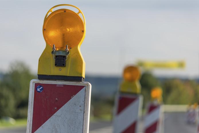 Stockbd afzetting omleiding verkeer