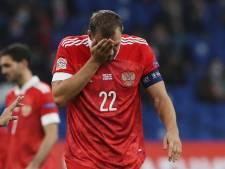 Le capitaine russe écarté de la sélection à cause d'une sextape