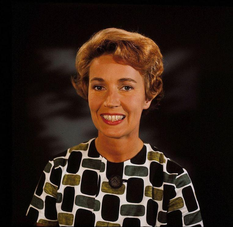 'Tante Hannie' in 1963 Beeld ANP