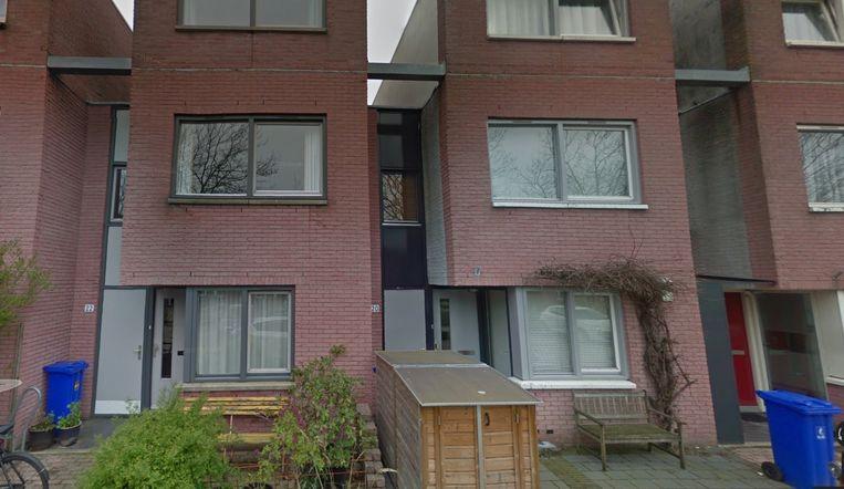 Bombraak 20: 145 vierkante meter ruimte. Beeld Google Street View