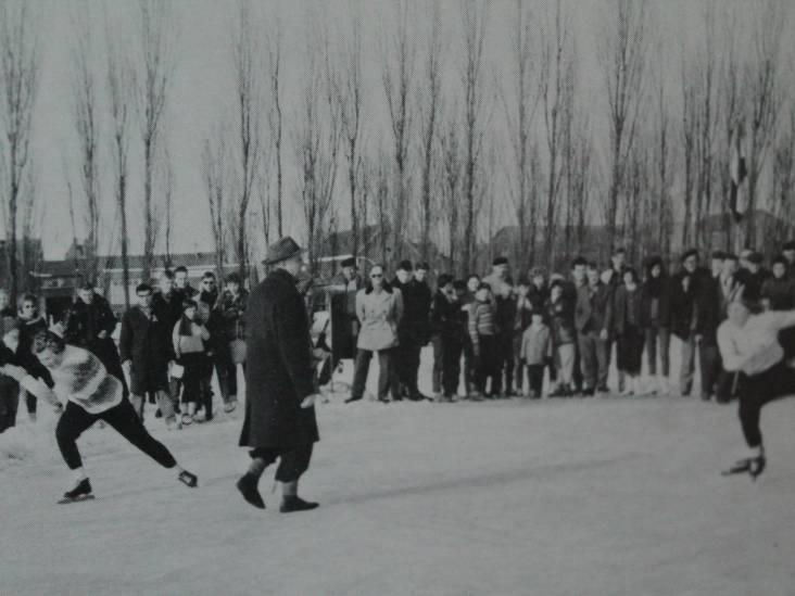Toen wereldkampioen Atje Keulen-Deelstra in Zevenhuizen schaatste, kende niemand haar nog