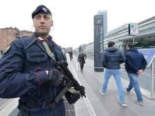 Italië pakt verdachte aanslagen Brussel op