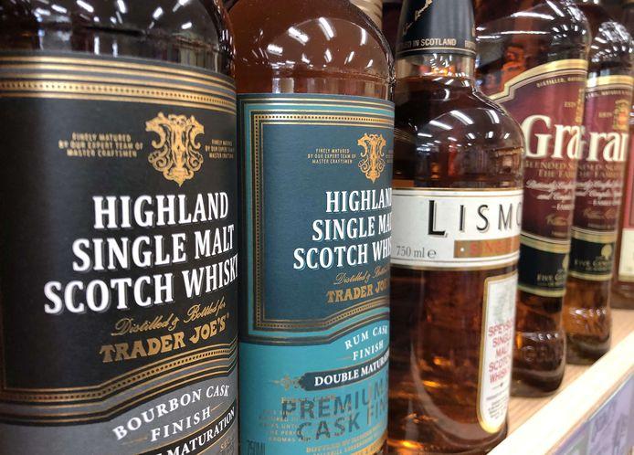Illustratiebeeld Schotse whisky in Los Angeles.