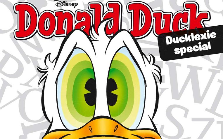 null Beeld Cover Donald Duck