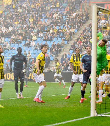 Vitesse moet genoegen nemen met punt na vroege wondergoal Mats Seuntjens