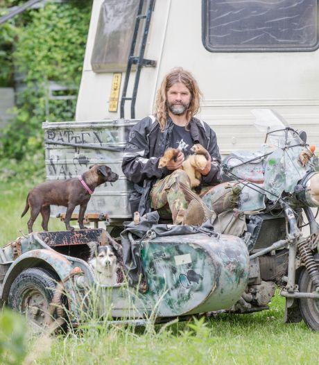 Rattenvanger Andor van der Ploeg: 'Ik ben jaloers op dieren'