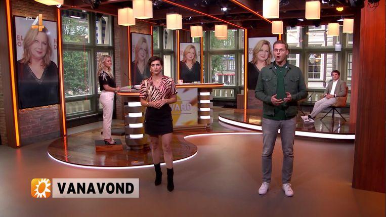 RTL Boulevard. Beeld -