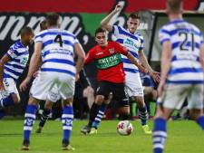 Bart van Rooij schrikt niet van vier wedstrijden in een week