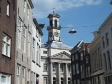 Coronamonument en -herdenking op Stadhuisplein