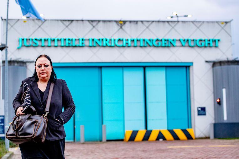 Advocate Inez Weski.  Beeld ANP