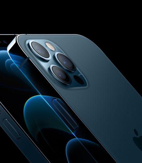 L'iPhone 13 pourrait être doté d'une connexion satellite