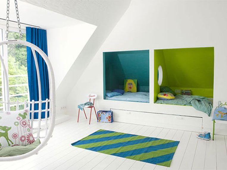 Breng kleur in je interieur.