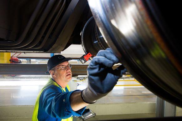 O pening van de nieuwe werkplaats van de NMBS in Hasselt