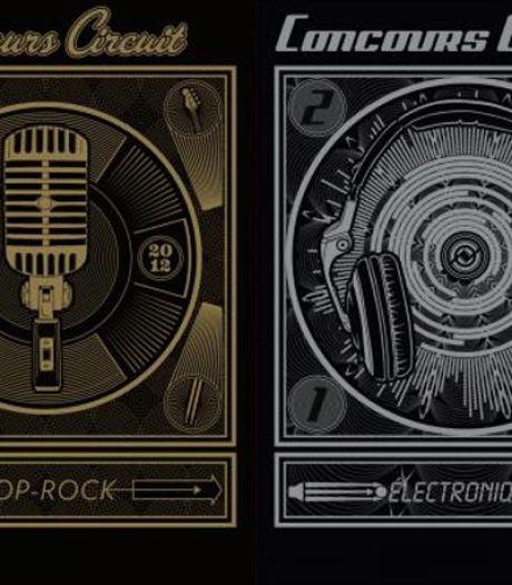 Un Concours Circuit électronique en plus du Concours pop-rock en 2012