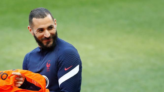 Frankrijk begint als dé topfavoriet, met Benzema als benzine. Als de boel maar niet in de fik schiet ...