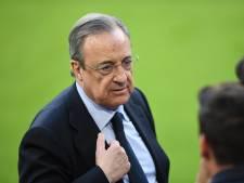 Real-president haalt uit naar UEFA-baas Ceferin: 'Heeft niets met fatsoen te maken'