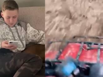 Livestream op Tiktok redt leven: jongen crasht met quad, kijker 1.200 km verderop roept hulp in
