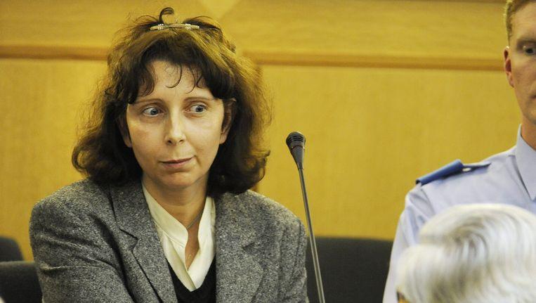 Geneviève Lhermitte (48) bracht in 2007 haar vijf kinderen om het leven. Beeld BELGA