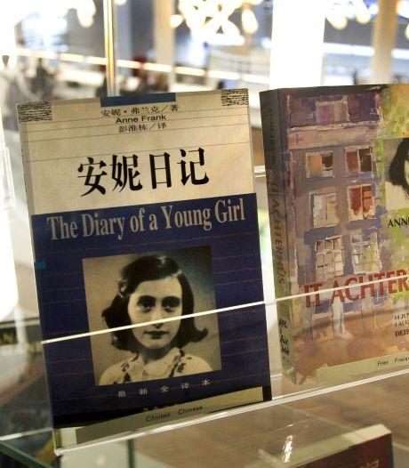 Mooie primeur voor Oldenzaal: tentoonstelling in de buitenlucht over leven van Anne Frank voor het eerst buiten Amsterdam