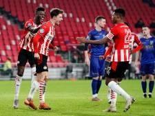 PSV draait achterstand om en eindigt 2020 met ruime zege op VVV