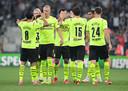 Entrée en matière convaincante pour le Borussia Dortmund de Thomas Meunier.