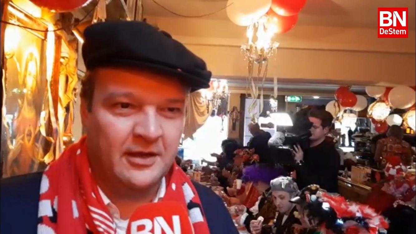 Burgemeester Han van Midden van Roosendaal