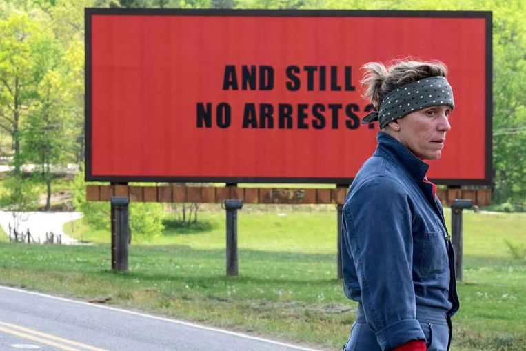 Three Billboards Outside Ebbing, Missouri Beeld IMDB