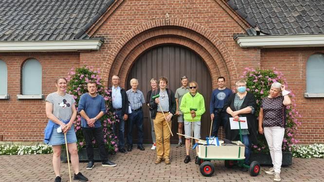 Wuustwezel wint na 150 jaar dan toch de 'Slag om Achterbroek' (maar aan de inwoners van Achterbroek: het ging maar om een spelletje)