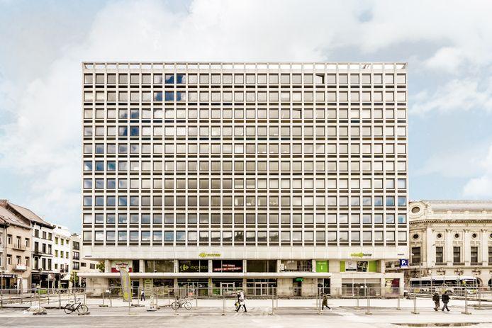 Het nieuwe kantoor van ArmenTeKort.