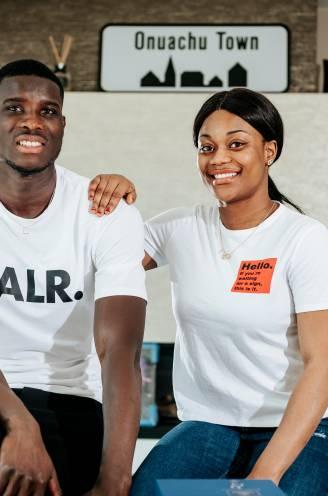 """Gouden Stier Onuachu scoorde 3 jaar geleden ook bij Tracy Acheampong: """"Wist pas na twee maanden dat Paul voetballer was"""""""
