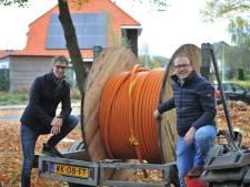 Glasvezel in Renkumse dorpskernen: 'Het is nu of nooit'