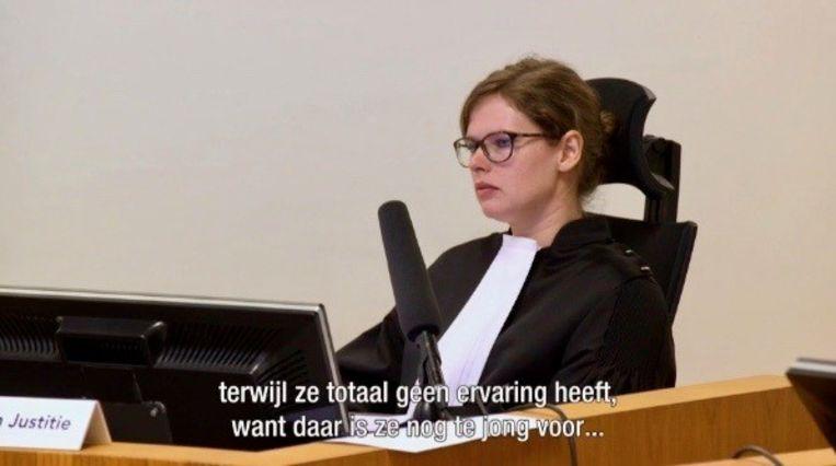 null Beeld Screenshot 'Voor de Rechter' van RTL 5.