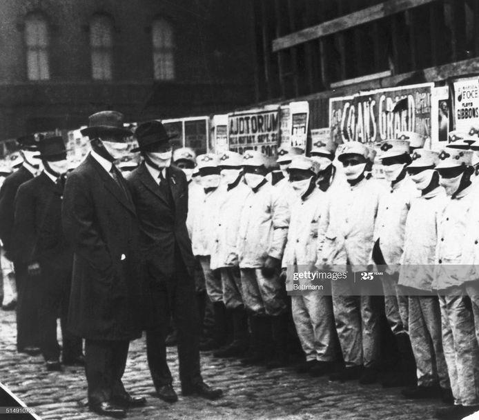 Chicago, 1918