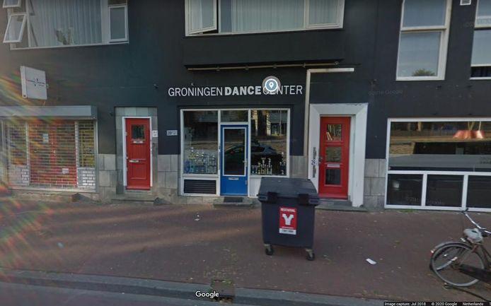 Dansschool Groningen.