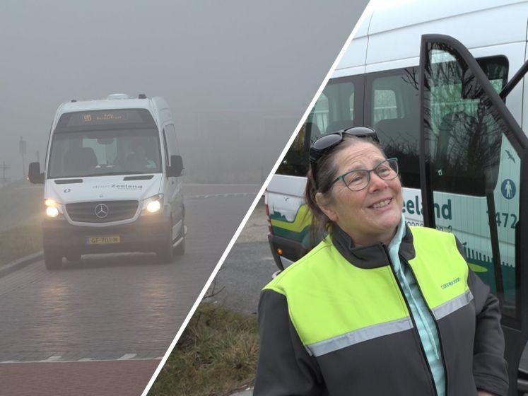 Buurtbus rijdt weer in Zeeland