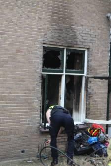 Uitslaande brand verwoest slaapkamer van Otterlose woning