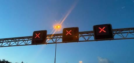 File door ongeluk met personenauto op A2 bij Eindhoven opgelost