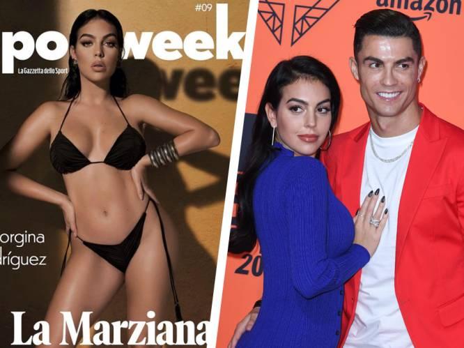 """Georgina praat openlijk over haar relatie met Ronaldo: """"Een lamp vervangen of koken? Dat doet Cristiano niet"""""""