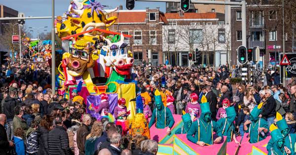 Carnaval Komt Nog één Keer Uit De Kast In Oss Oss Eo Bdnl