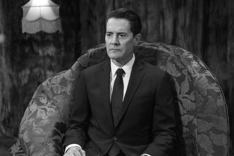 Kyle MacLachlan in Twin Peaks. Beeld Suzanne Tenner/SHOWTIME