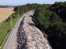 L'évacuation des déchets sur l'A601 a démarré