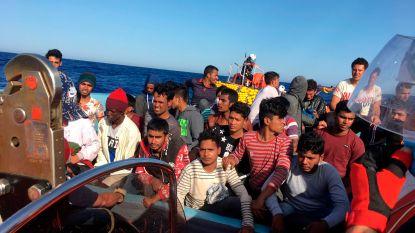 Reddingsschip Ocean Viking roept noodtoestand af aan boord na massale vechtpartij en zelfmoordpoging