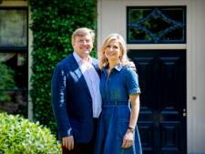 Hier zijn koning Willem-Alexander en koningin Máxima vandaag te zien